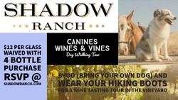Canines Wines & Vines Image